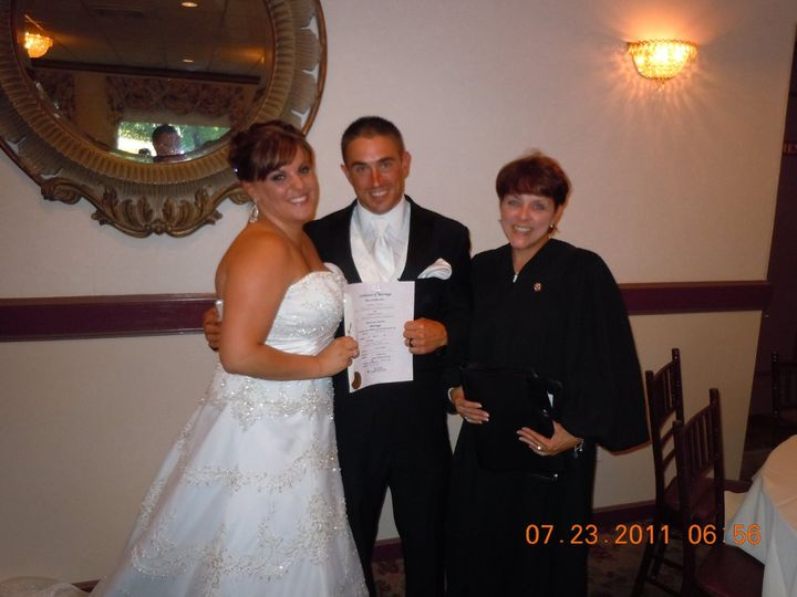 Tmx 1342465864710 ChristaDanny Malden, MA wedding officiant
