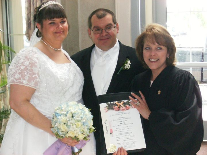 Tmx 1342466158918 TracyMichael Malden, MA wedding officiant