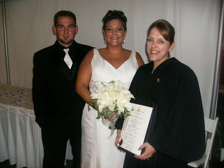 Tmx 1342466185098 LianneDave8182007 Malden, MA wedding officiant