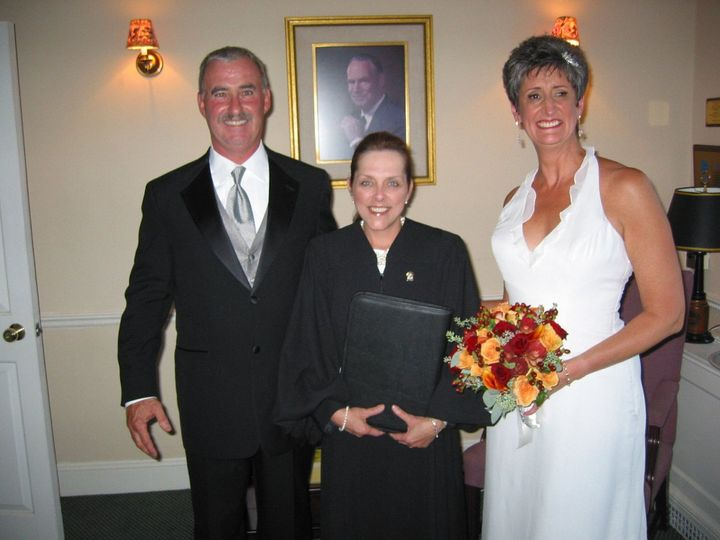 Tmx 1342466269458 JoyceMikeAmstrong8132005 Malden, MA wedding officiant