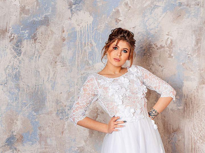 Tmx 1516305051 85c594af62f9a279 1516305049 90cfe2543c5935c8 1516305048195 11 IMG 5683 1 2%D0%BC Port Chester, NY wedding dress