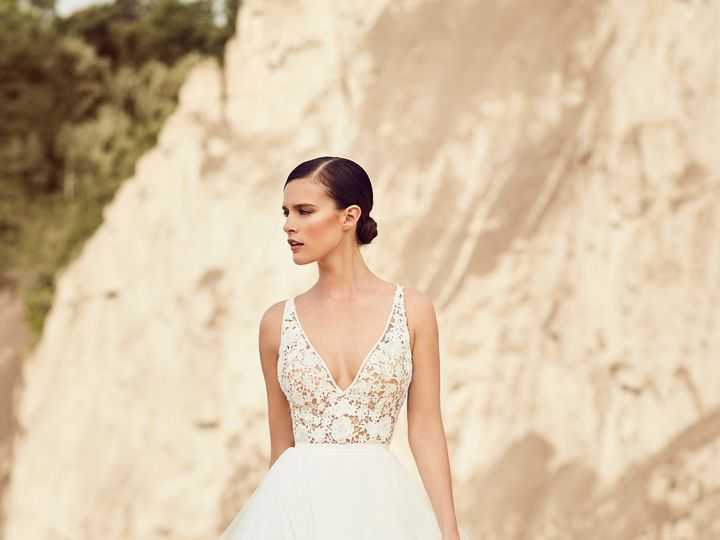 Tmx 1494956758853 Mb 2106 Asheville, North Carolina wedding dress