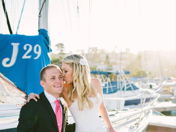 Tmx 1429634251566 Boat Club Wedding With Pink And Popcorn Lets Froli San Diego wedding beauty