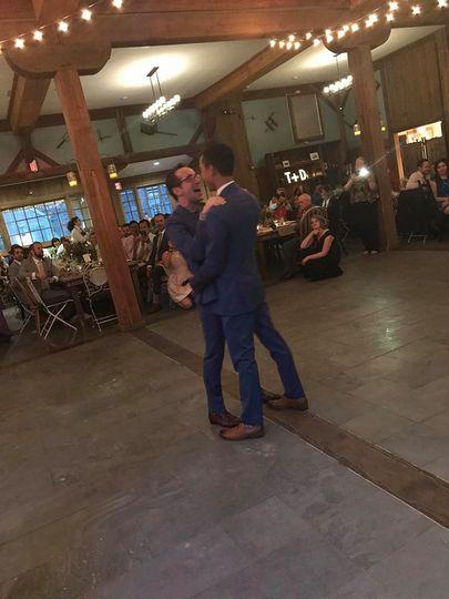 Groom's First Dance