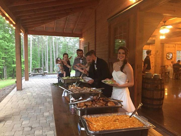 Tmx Buffet 2 51 745834 1562688231 Lynchburg, VA wedding catering