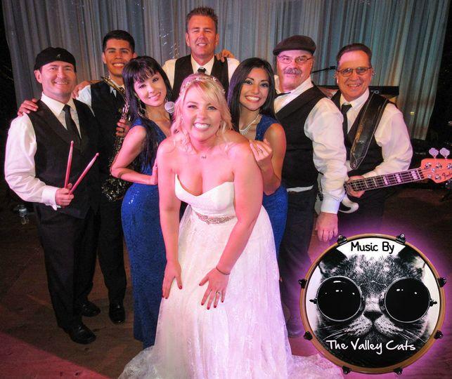 Bride with wedding band