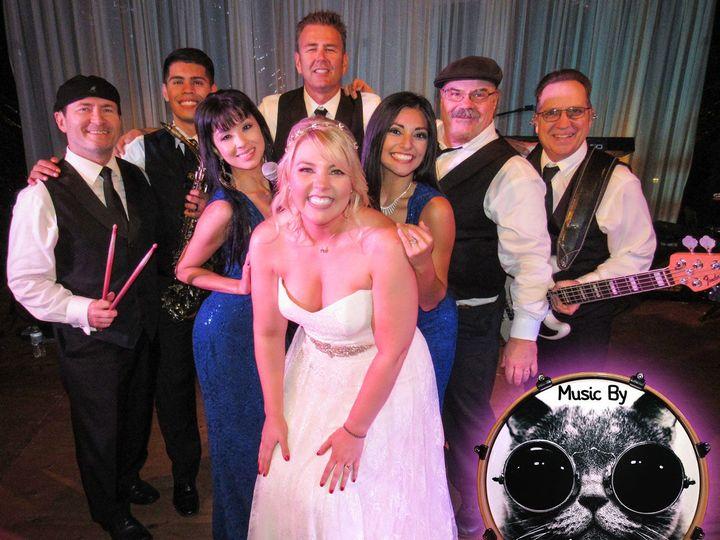 Tmx 1518141383 De43f47250c63873 1518141382 E6a54d9aee5deb45 1518141375875 1 2017CatsBrideLogoL Fresno, CA wedding band