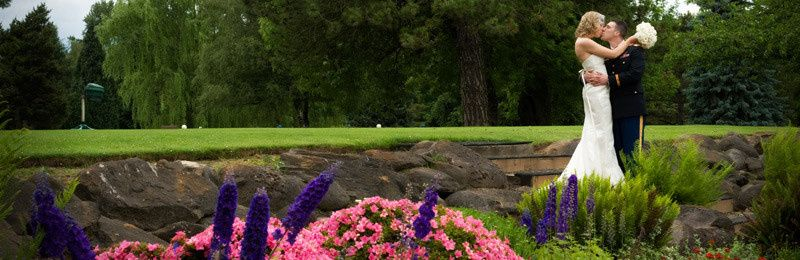 Outdoor view of Riverside Golf and Country Club