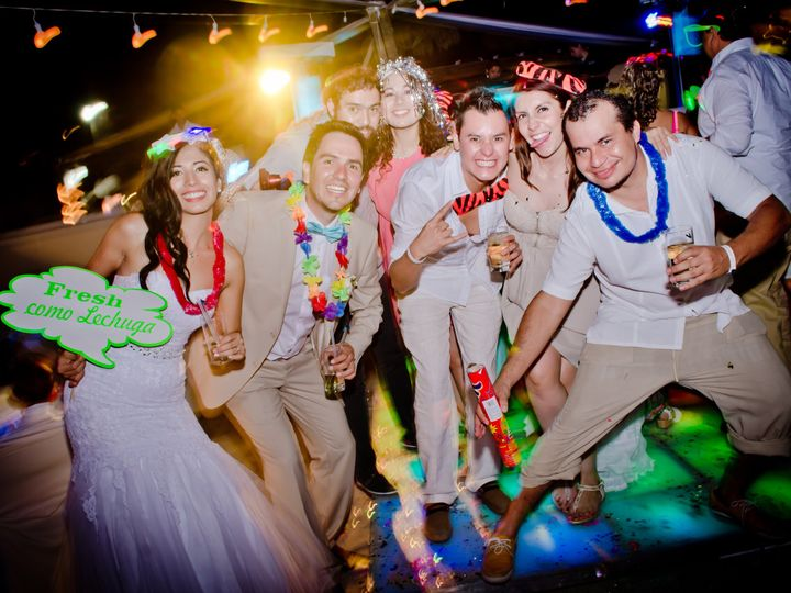 Tmx 1457488207866 Ivan  Laura 537 Puerto Vallarta, Mexico wedding dj