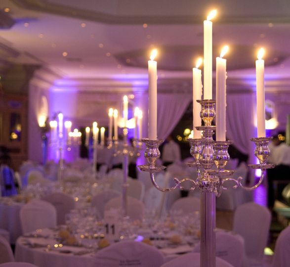 Special Moments for your wedding dinner