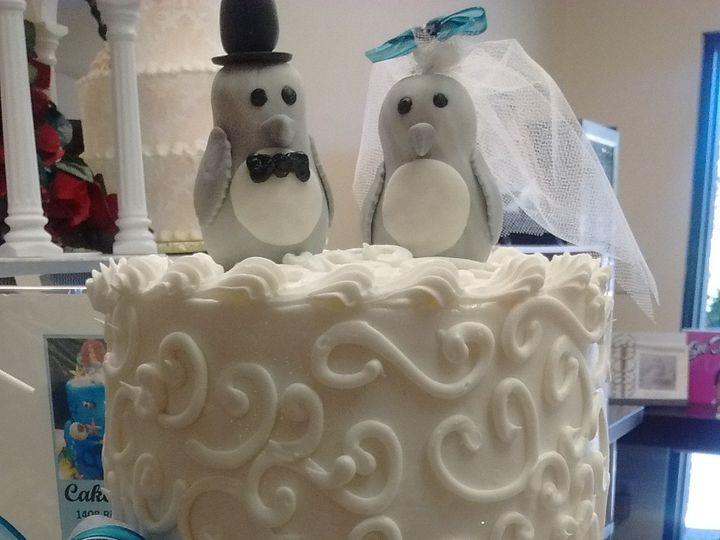 Tmx 1485879230119 002 Williamsburg, VA wedding cake