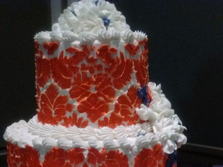 Tmx 1485879253512 054 Williamsburg, VA wedding cake
