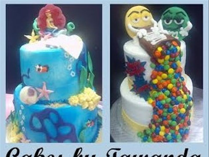 Tmx 1485879262583 2016 Ad Rec Center 1 Williamsburg, VA wedding cake