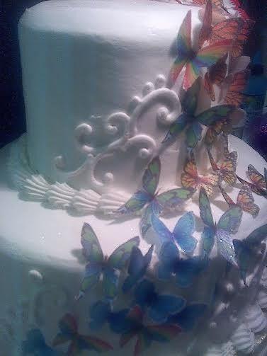 Tmx 1485879360026 2017w Williamsburg, VA wedding cake