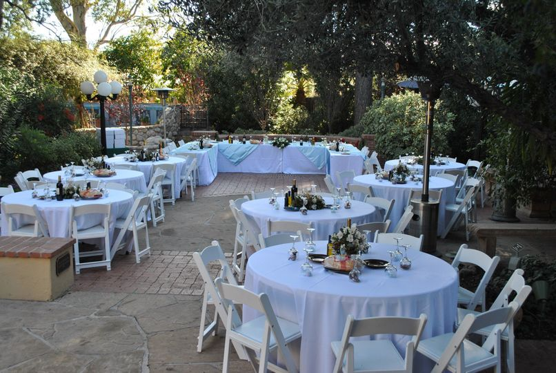 ... 800x800 1415827691734 Reception Garden Dinner Set Up ...