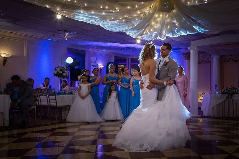 first dance nj wedding photographers