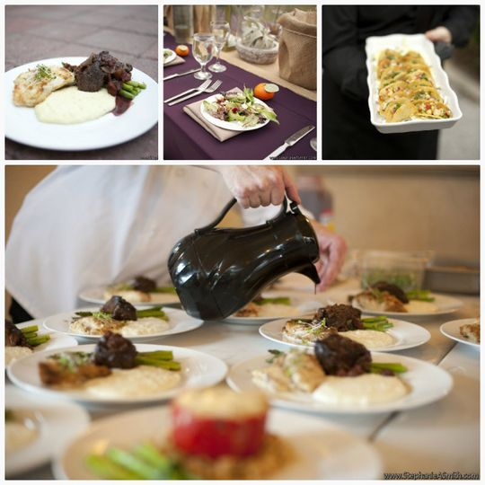 Good Food Events + Catering