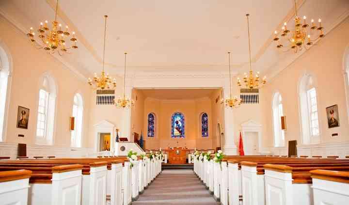 The Chapel of Four Chaplains