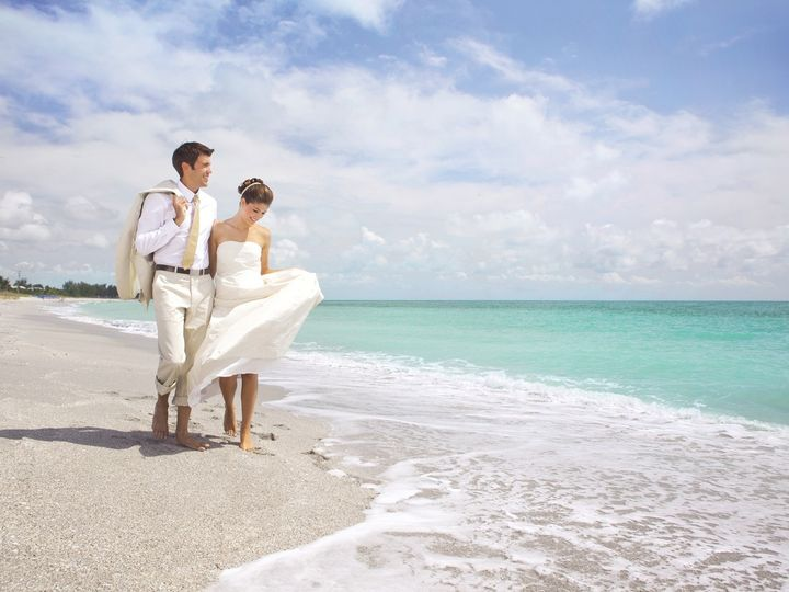 Tmx 1439388591396 Couple Walking On Beach Captiva, FL wedding venue