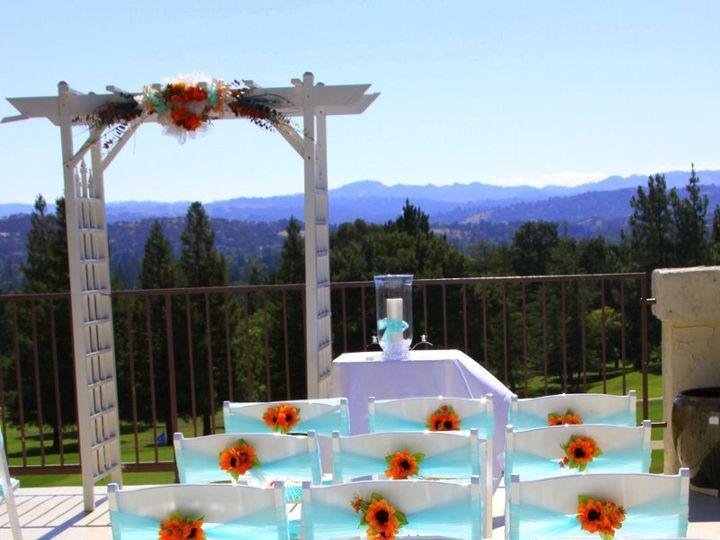 Tmx 1351964358761 Patioceremony Walnut Creek, California wedding venue