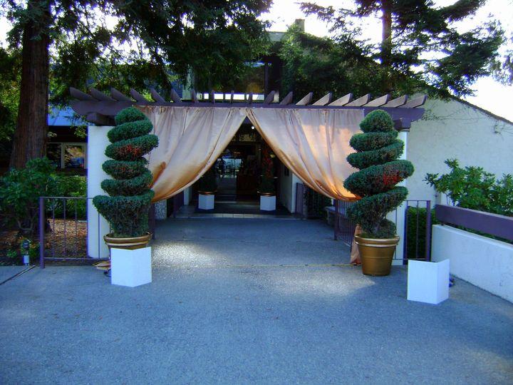 Tmx 1436386700303 Clubhouse Entry Way Walnut Creek, California wedding venue