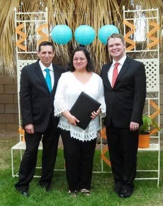 Tmx 1447317932594 Kerry And Joshua Lancaster wedding officiant