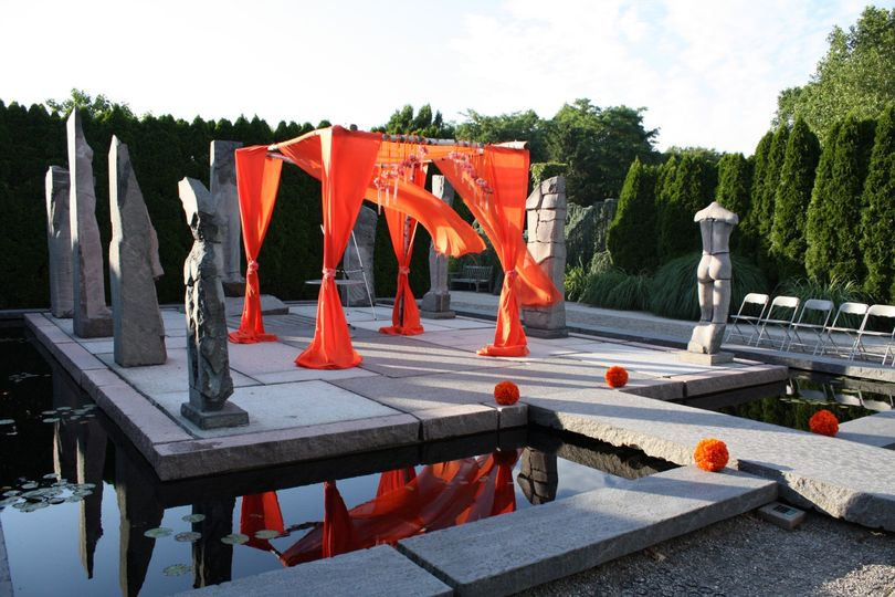 Nine Muses Ceremony Garden