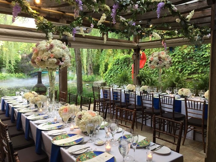 Rat's wedding-Giverny Terrace