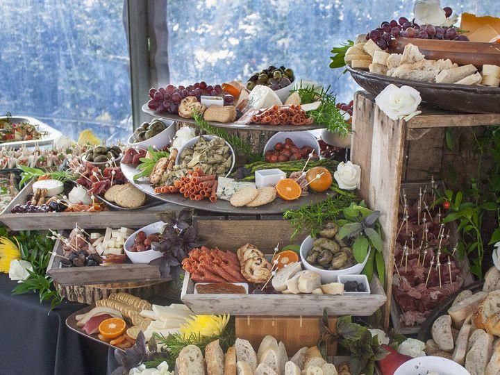 Tmx Gourmet Gang Bread Meat Cheese Fruit 51 50934 Norfolk, Virginia wedding catering