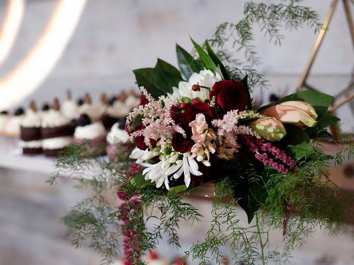 Tmx Gourmet Gang Floral Arrangement 51 50934 Norfolk, Virginia wedding catering