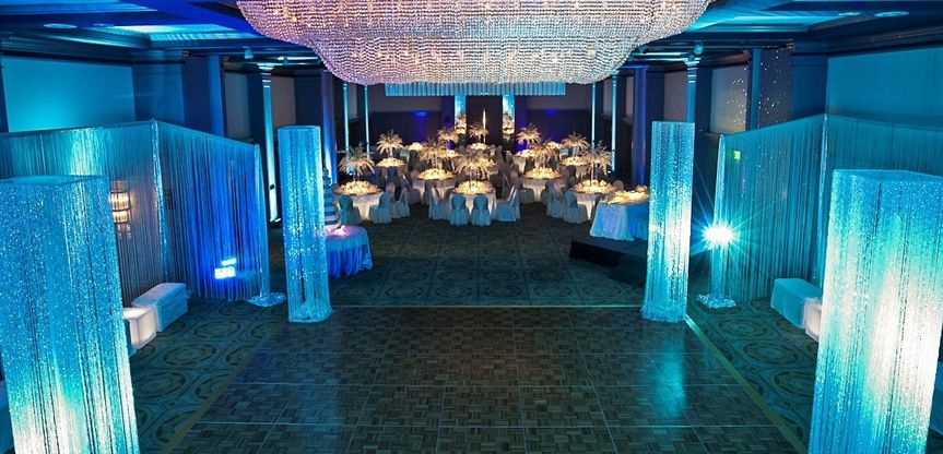 Grand ballroom entrance