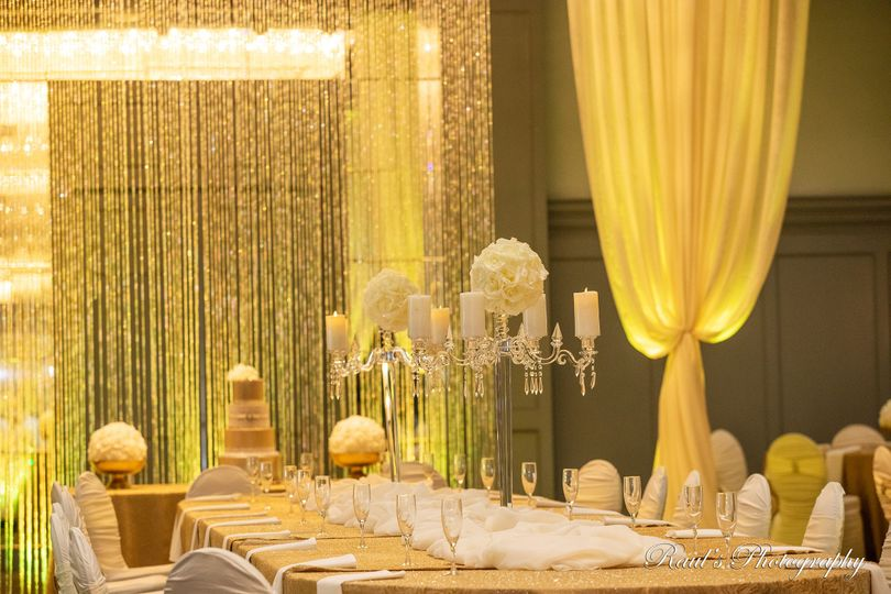 Ballroom & Crystal