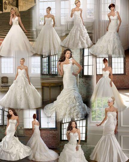 glamourous gowns wedding dress attire new york buffalo
