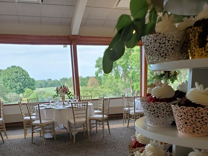 Tmx Pic Of Bundt Display Looking Out To Course 51 721934 158033051521399 Thiensville wedding venue