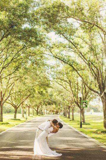 Romance at Cypress Grove