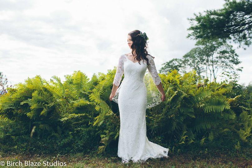 Loively bride