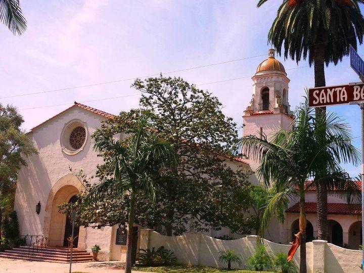 Tmx 1430332751106 20150429105805a Santa Barbara wedding venue