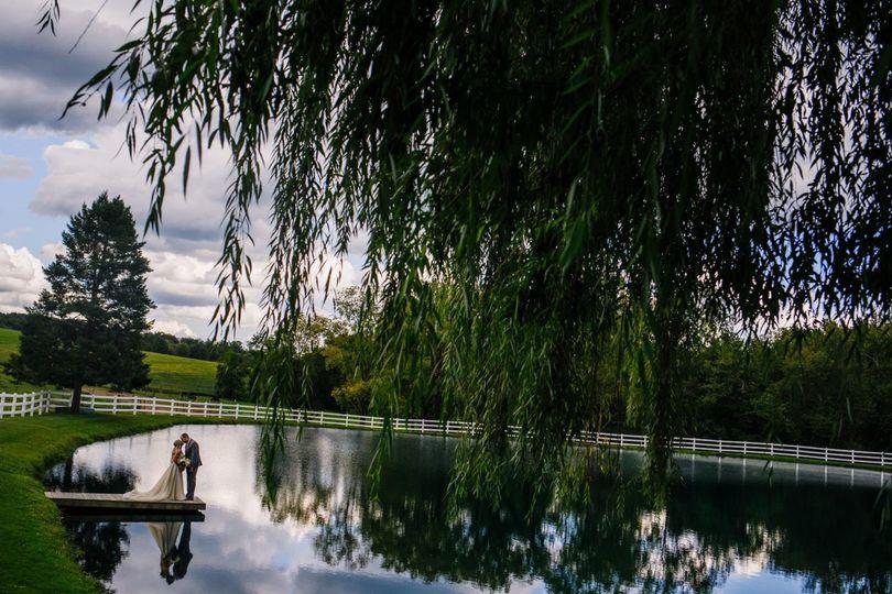 Couples' photo Pond View Farm