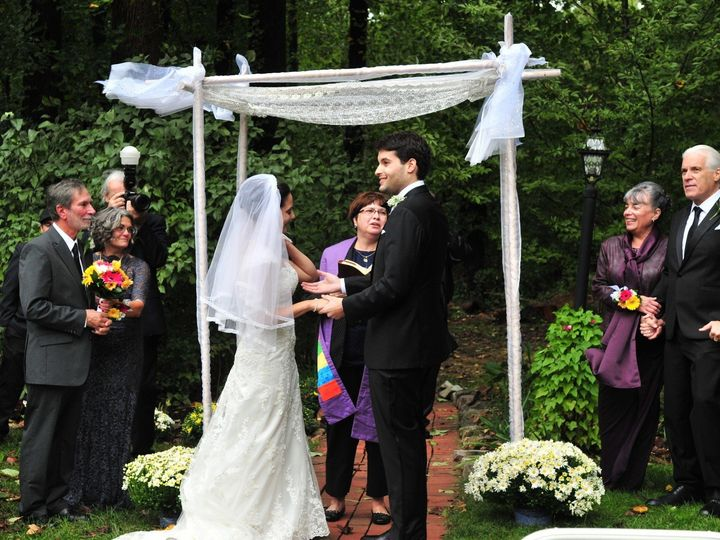 Tmx 1444099902633 Megan And Shaye Roselle Park wedding officiant