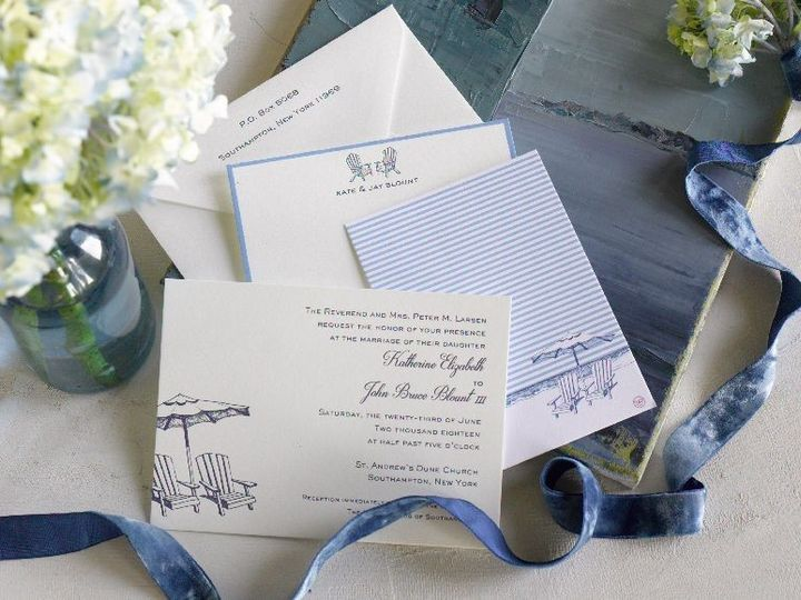 Tmx 1463600433696 Kateandjay New York, NY wedding invitation