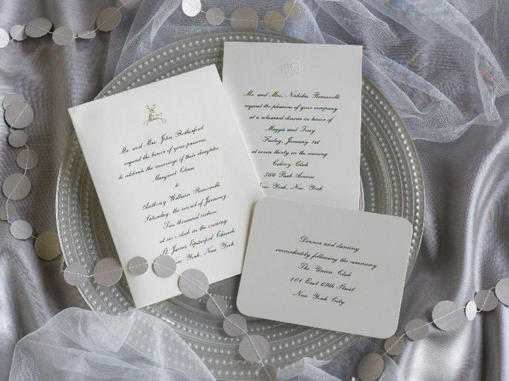 Tmx 1463600451170 Maggieandtony New York, NY wedding invitation