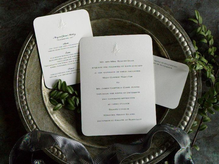 Tmx 1463600457424 Maryandjames New York, NY wedding invitation