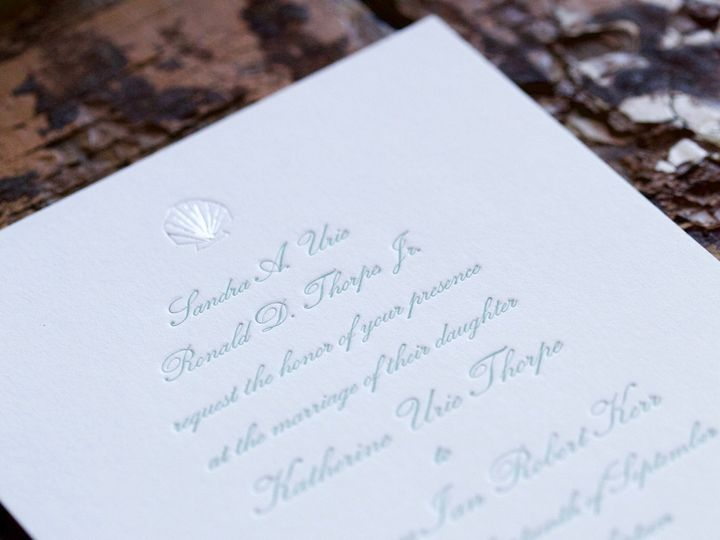 Tmx 1495118822390 Llbk03se121 Katherine And Terrance.2 New York, NY wedding invitation