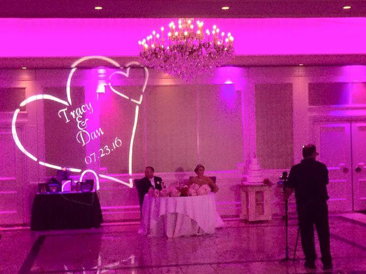 Tmx Custom Monogram Zenrgy Productions 4 51 627934 Pine Brook, NJ wedding dj