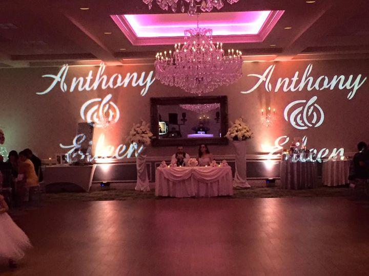 Tmx Custom Monograms Zenrgy Productions 51 627934 Pine Brook, NJ wedding dj
