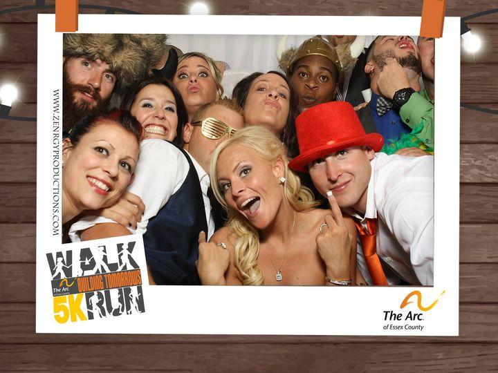 Tmx Custom Photo Booth Prints Zenrgy Productions 51 627934 Pine Brook, NJ wedding dj