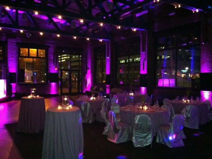 Tmx Purple Up Lighting Zenrgy Productions 51 627934 Pine Brook, NJ wedding dj