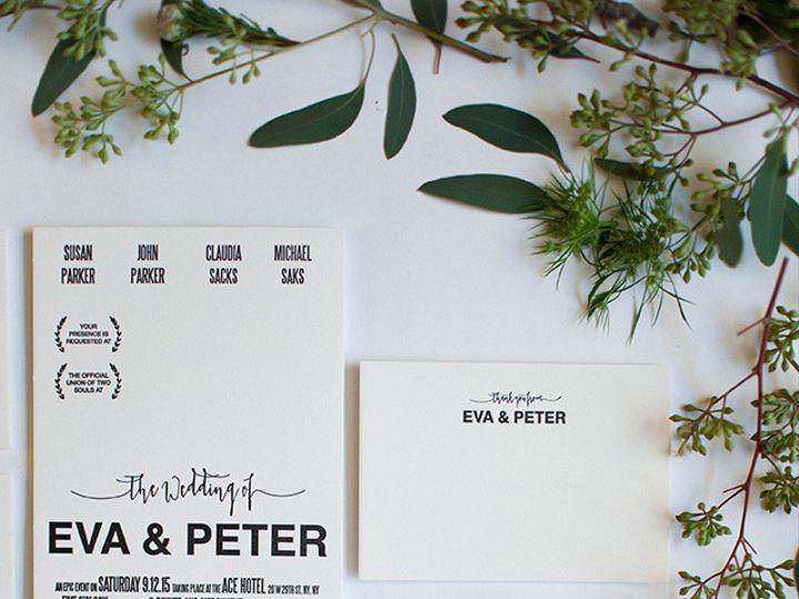 Tmx 1470957424412 Mikspress Wedding Eva Styled 3 Washington wedding invitation