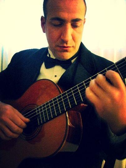 Jarrett Laskey Classical Guitar Services