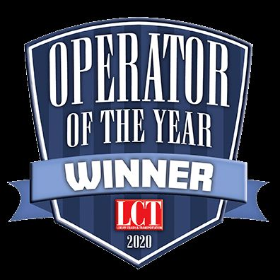 2020 OPERATOR OF THE YEAR!
